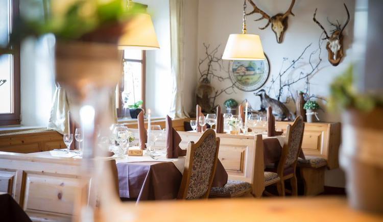 Gemütliche Einkehr im Gasthof Alte Post (© Hotel Alte Post Faistenau)