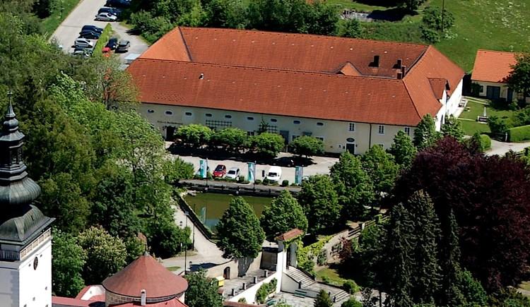 Schloss Gutshof. (© Schlossbrauerei Weinberg)