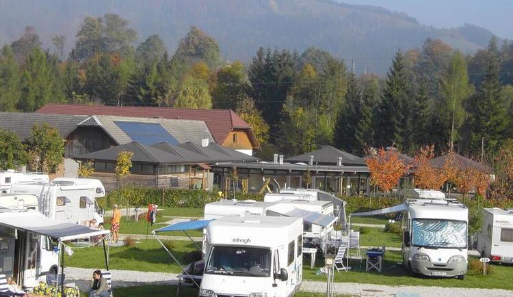 Campinganlage Schatzlmühle