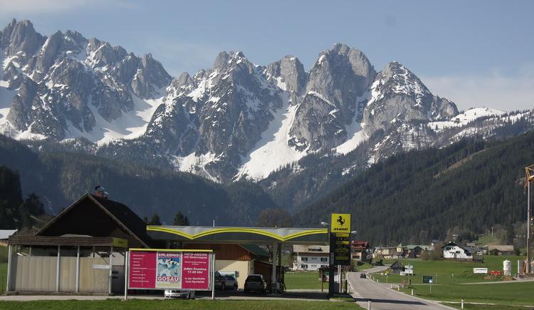 Avanti-petrol station Gosau