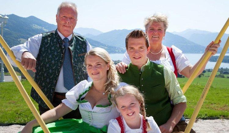 Familie Stabauer. (© Johann Stabauer)