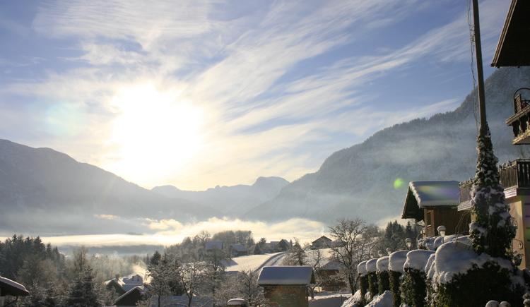 Atemberaubende Winterlandschaft. (© Hummelbrunner)