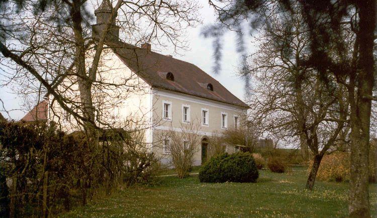 Kubinhaus, Garten