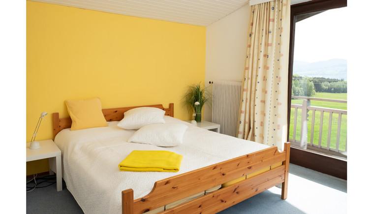 Ferienhaus Malerhügel, Schlafzimmer