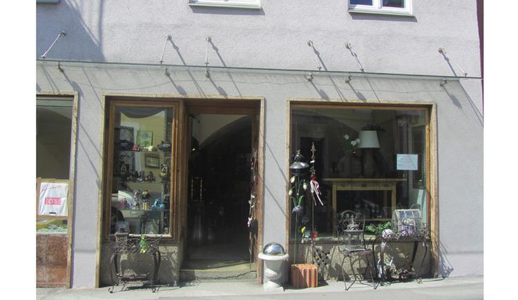 shop, decoration