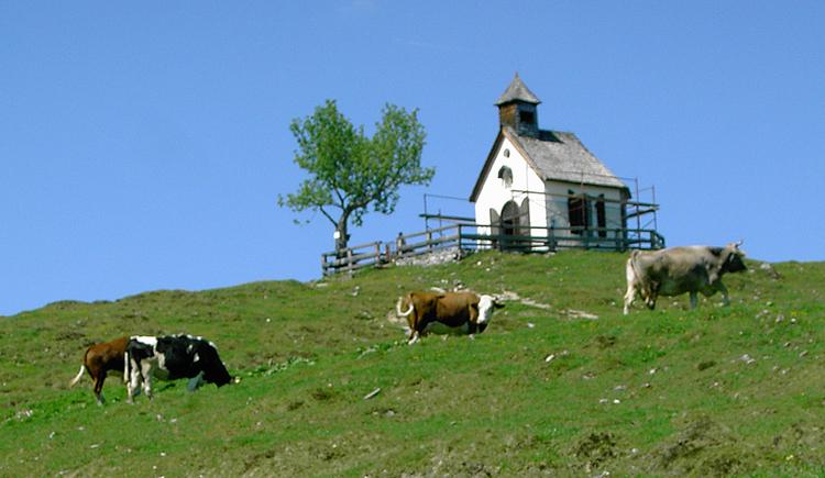 Postalmkapelle (© Gisbert Rabeder)