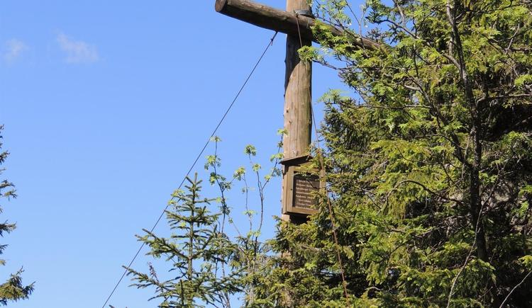 Schönbergkreuz im Sommer (© Ferienregion Böhmerwald)