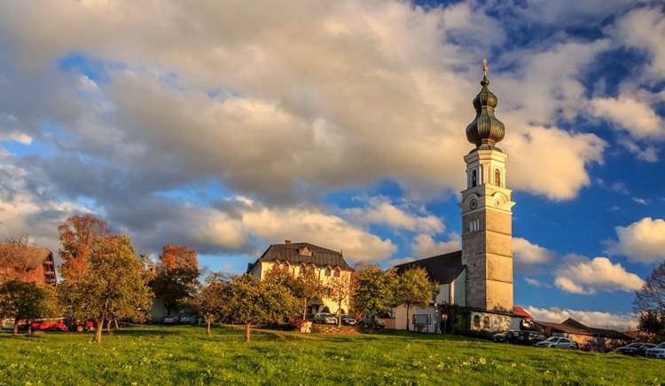 Pfarrkirche Faistenau (© M. Göttlich)