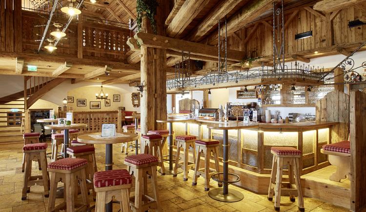 Restaurant Hoamat, Haibach. (© WGD Donau Oberösterreich Tourismus GmbH-Peter Podpera)