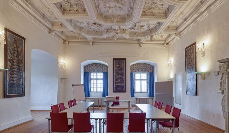 Schloss Weinberg, Ahnensaal