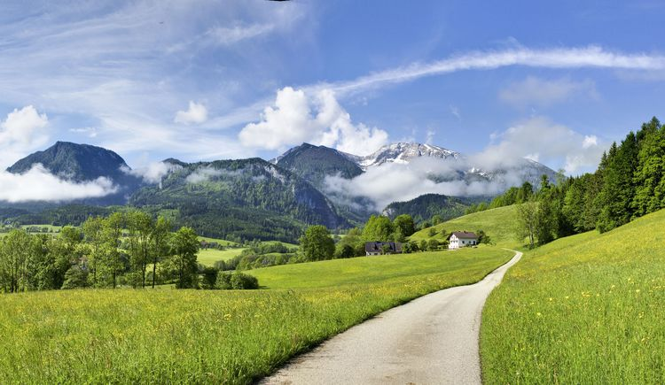 Themenwegpanorama zumm Warscheneck (© TVB Pyhrn-Priel/Sulzbacher)