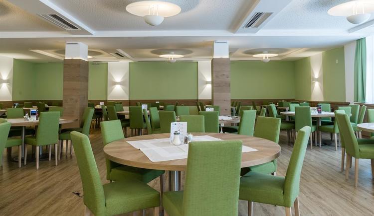 Speisesaal (© Hotel Freunde der Natur)