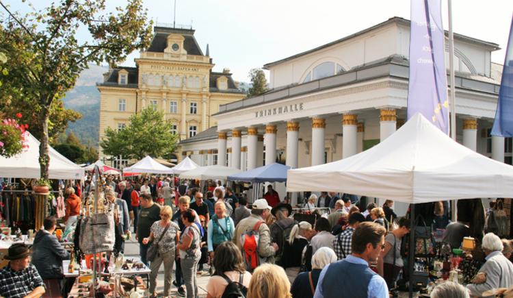 FLohmarkt Bad Ischl (© www.badischl.at)