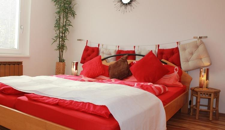 Schlafzimmer Ferienwohnung1 Christine Schober
