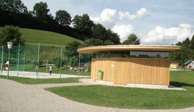 WC Anlagen - Beachvolleyplatz (© Marktgemeinde Waldhausen im Strudengau)