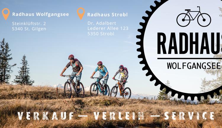 Radhaus Wolfgangsee