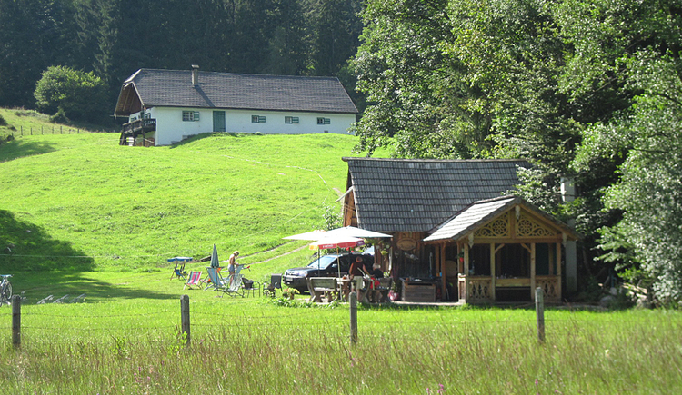Gschwandtnerhütte (© Gisbert Rabeder)