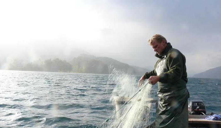 Netzfischerei