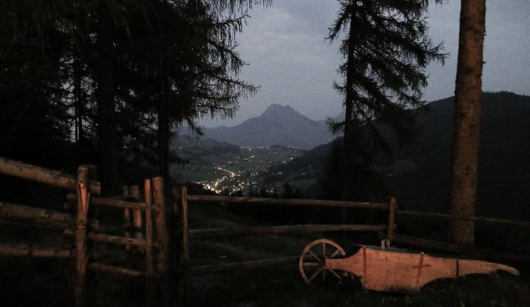 Nachtblick (© Kreitalm)
