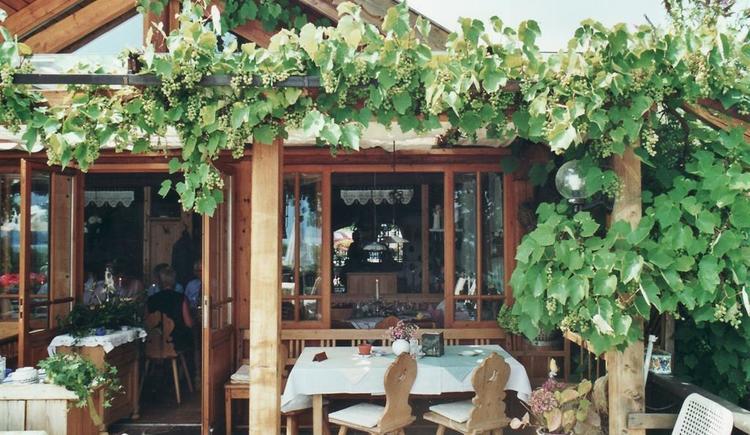 terrasse2 (© Schweizerhof am See)