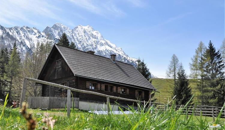 Ochsenwaldhütte (© Foto privat)