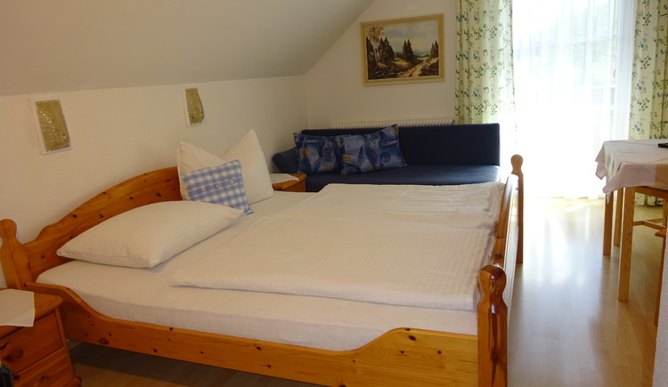 Familienzimmer mit Seeblick