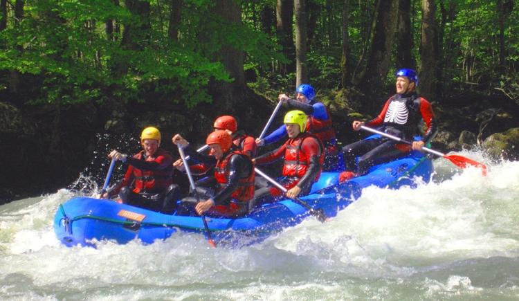 Rafting (© pyhrnPriel-erlebnisagentur OG)