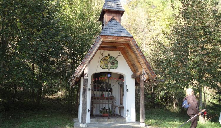 Hubertus Kapelle (© Ferienregion Attersee-Salzkammergut)