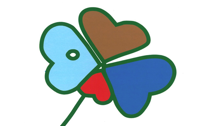 Zeichnung Kleeblatt