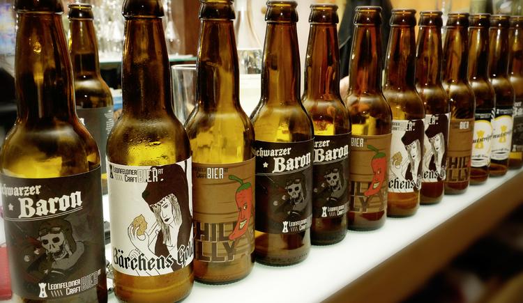 Leonfeldner Bier (© Leonfeldner Bier)