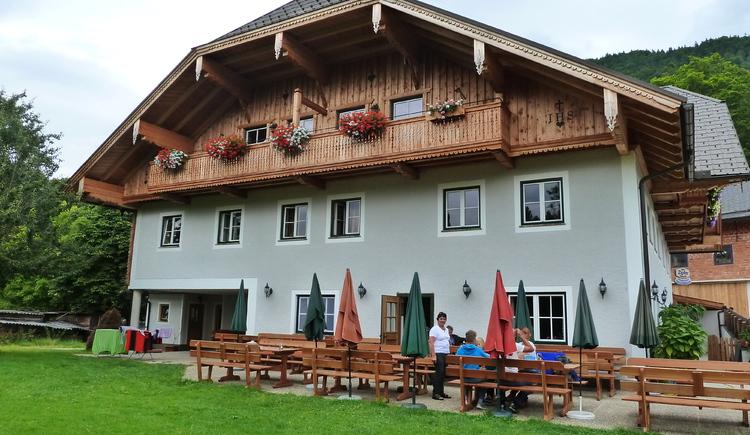 Jausenstation Holzerbauer