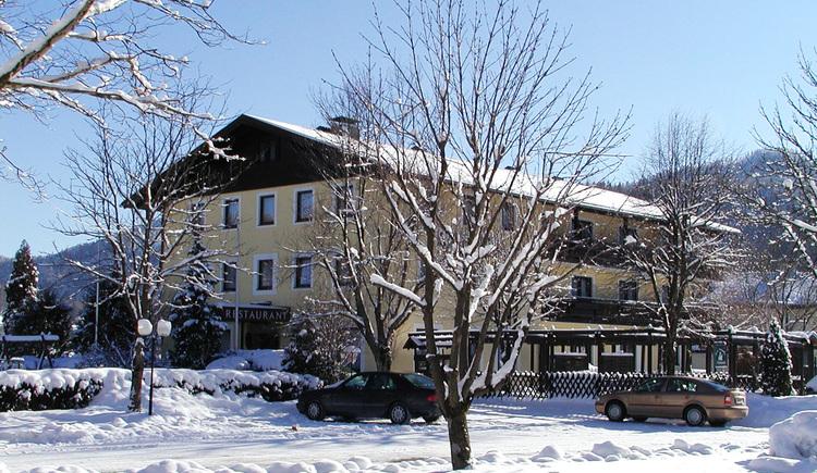 Hotel-Restaurant Stefanihof im Winter (© Minar, Hotel-Restaurant Stefanihof)
