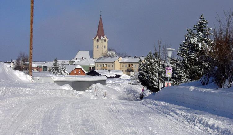 Verschneite Straßen (© Johann Mülleder)