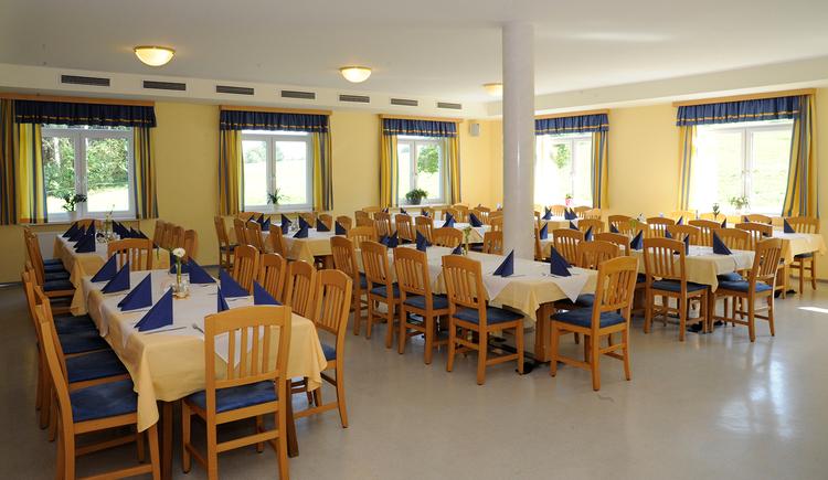 Gasthof Pension Reisecker, Lohnsburg, Saal. (© Innviertel-Tourismus)