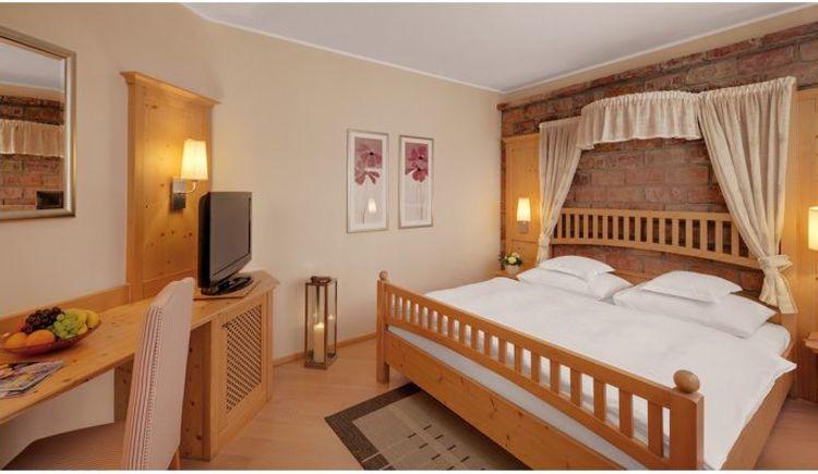 Schwalbennestzimmer (© Hotel Almesberger)