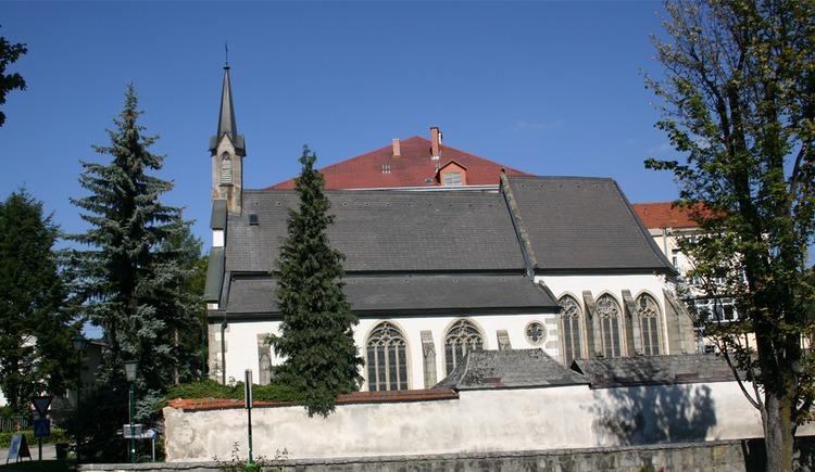 Liebfrauenkirche Freistadt (© Gemeinde Freistadt)