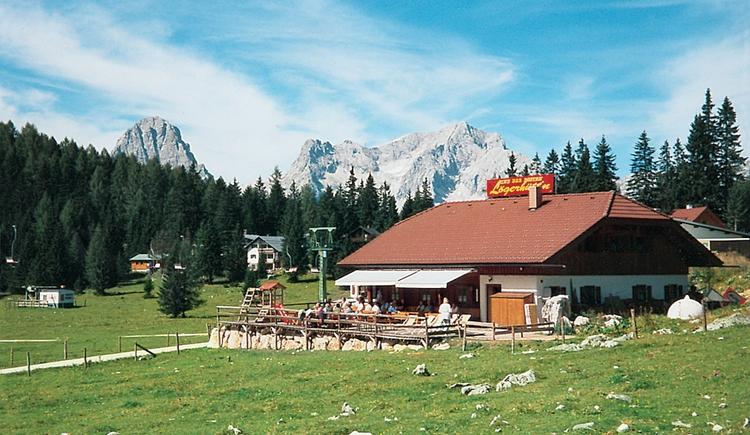 Lögerhütte (© Lögerhütte)
