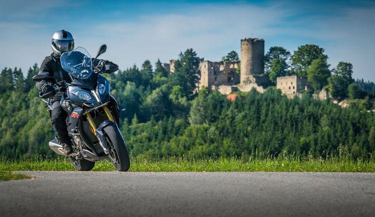 Franz Rockenschaub, Hotel Rockenschaub, Liebenau, Mühlviertel, Motorradurlaub, geführte Motorradtour