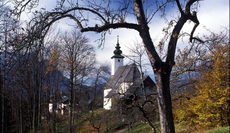 Kirche St. Leonhard (© TVB Ausseerland - Salzkammergut_Pirker)