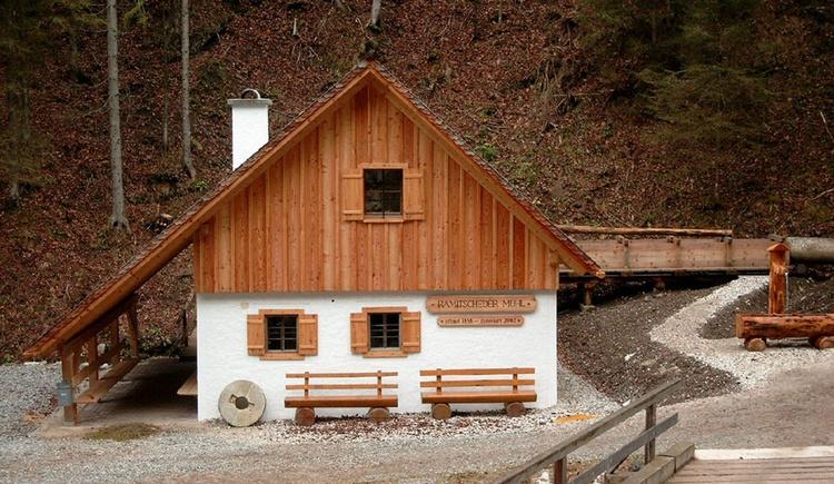 Ramitscheder Mühle (© Ramitscheder Mühle)