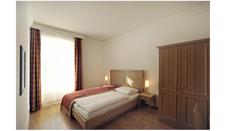 Schlafzimmer 2 Wohnung Anemone