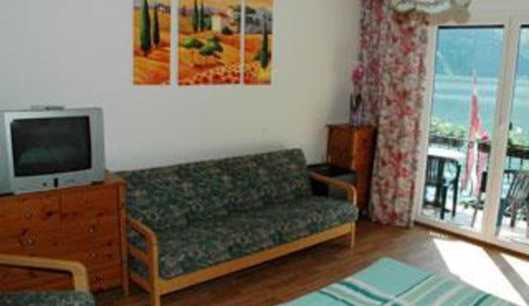 Zimmer Seeblick2 (© Privatzimmer Seepension Hofstätter)