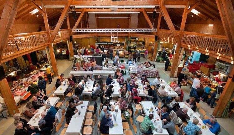 Veranstaltungslocations - Rieder Bauernmarkt (© Rieder Bauernmarkt)