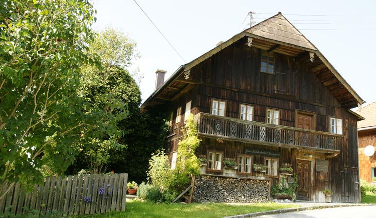 Schatzendorfer Haus. (© Innviertel Tourismus)