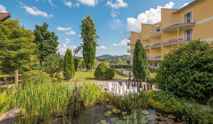 Almesberger Garten (© Hotel Almesberger)