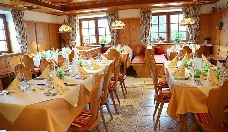 Gemühtliche Gaststube (© GH Dickinger)