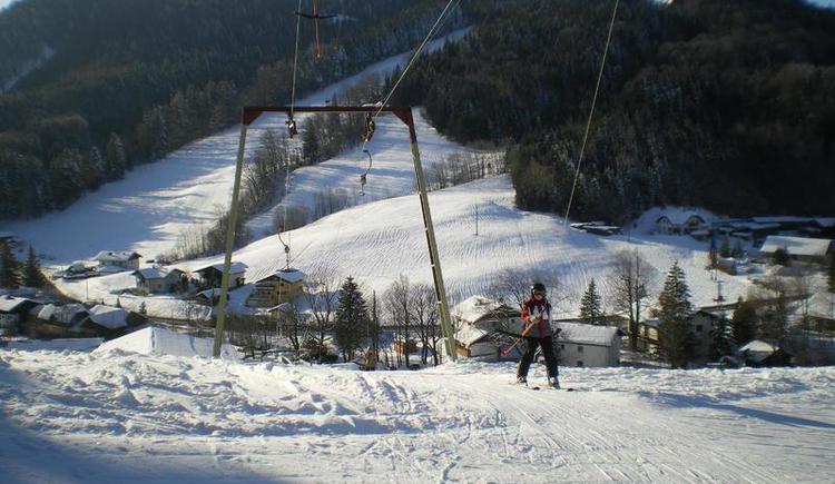 Ski lift Schmiedhorn in Faistenau (© Schmiedhornlift Faistenau)