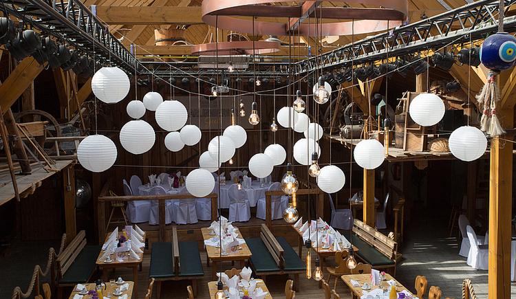 Blick in den Saal. (© Stürzlinger Gastro GmbH)