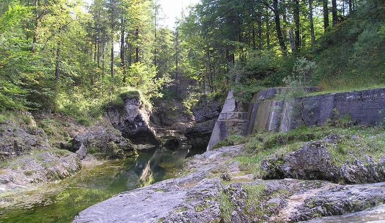 Bademöglichkeit - Felsenbad