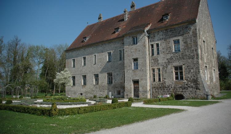 Kunsthaus Obernberg. (© Burganlage Obernberg)